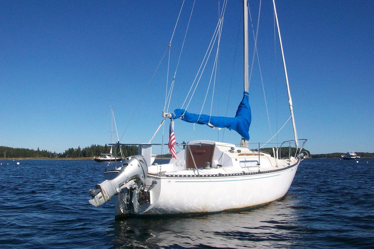 Boat Yard Services - Dark Harbor Boat Yard - Isleboro, Maine